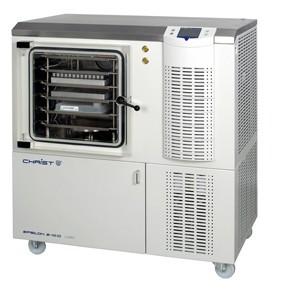 Epsilon2-10D中试型冷冻干燥机