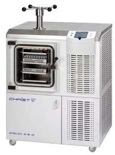 Epsilon2-6D冷冻干燥机