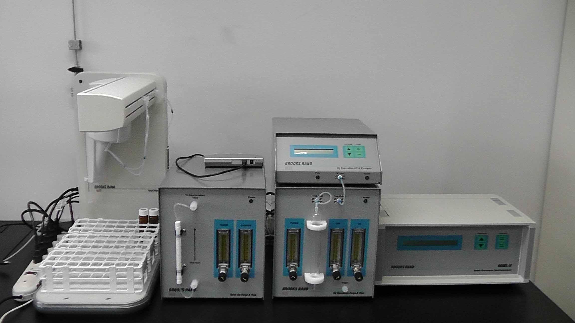 甲基汞,总汞二位一体全自动测汞仪