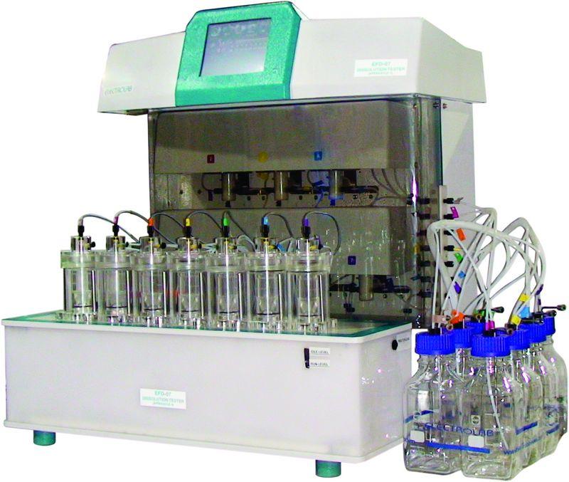 USP4法流通池法溶出度仪