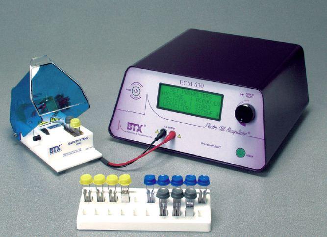 BTX ECM630 指数衰减波电穿孔系统