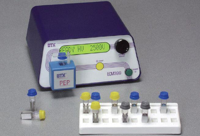 BTX ECM399 指数衰减波电穿孔系统