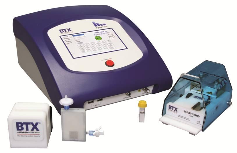 BTX MAX transfection大体系转染系统