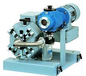 德国Vacuubrand RE系列单级油封旋叶泵