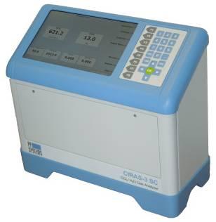 CIRAS-3 SC 高精度CO2\H2O监测仪